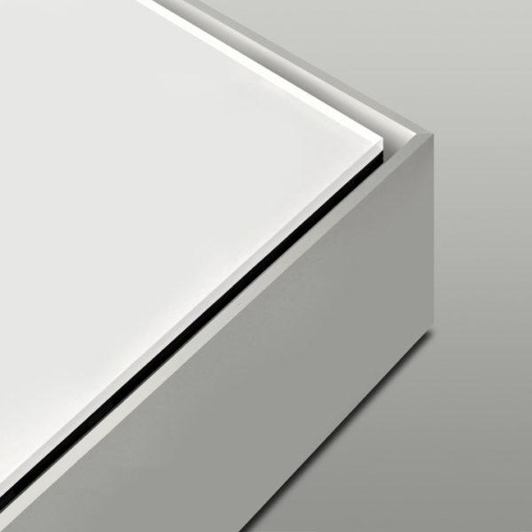 Collector aluminium frame